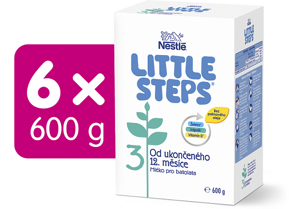 Little Steps - Nestlé baby